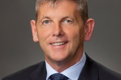 Liam Mallon, actualmente presidente de ExxonMobil Development Co