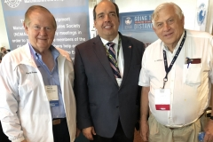 Martin L. Kershman, Eduardo Parra y Earle Findley
