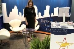 La muy conocida y celebre Susan Ganz, ex Schlumberger, ahora prestando sus conocimientos y relaciones al World Petroleum Congress, cuya 23th edición se celebrará en Houston de Dic 06-10, 2020 (Mas información: WPC2020.COM)
