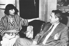 (1985) - En entrevista con Juan Chacín Guzmán, antiguo Vicepresidente de PDVSA, a propósito de los 10 años de nacionalización de la industria petrolera venezolana