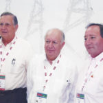 """Hans Kruse fue galardonado por la AAPG con el  """"Michel Thomas Halbouty Outstanding Leadership Award"""""""