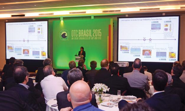 Ejecutivos de Petrobras discutirán las rondas de licitación del Pre-Sal en OTC Brasil