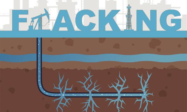 El Fracking vivito y coleando