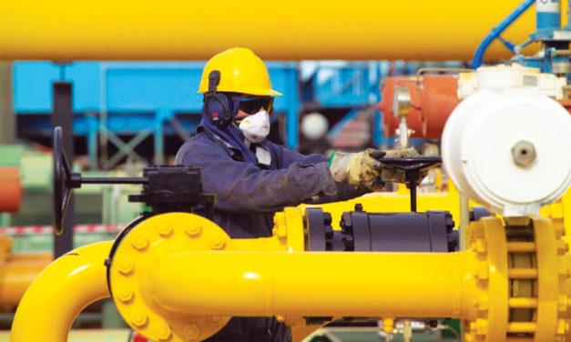 Se desploman los precios del gas natural