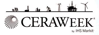 CERAWeek 2019 | Mar 11-15 | Houston, Texas