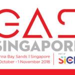 GAS ASIA SUMMIT SINGAPORE 2018 Exhibition & Conference   Oct 31 – Nov 01   Singapore