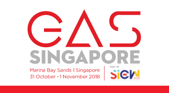 GAS ASIA SUMMIT SINGAPORE 2018 Exhibition & Conference | Oct 31 – Nov 01 | Singapore