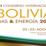 XI Congreso Internacional Bolivia Gas & Energía | Ago 22-23 | Santa Cruz de la Sierra – Bolivia