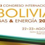 XI Congreso Internacional Bolivia Gas & Energía