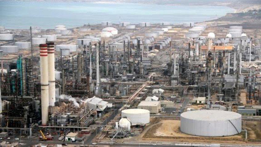 Destiladora 4 de Amuay está 100% operativa