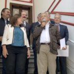 Andrés Manuel López Obrador nombra a Octavio Romero en Pemex y a Manuel Bartlett en la CFE