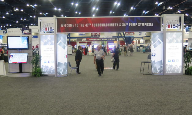 47th Turbomachinery & 34th Pump Symposia | Sep 18-20 | Houston, Texas