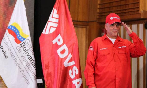 MANUEL QUEVEDO Ratificado Presidente de PDVSA