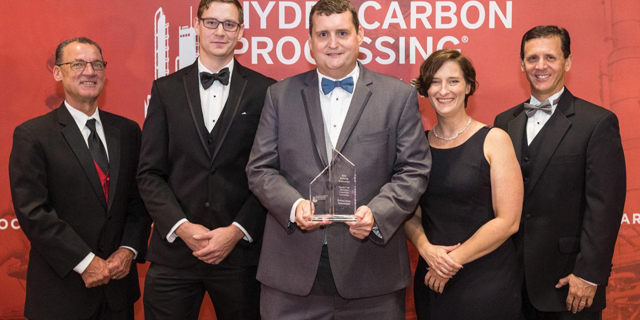 """DuPont Clean Technologies gana el premio a la """"Mejor Tecnología de Refinación"""""""