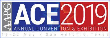 AAPG 2019 Annual Convention & Exhibition (ACE) | May 19-22 | San Antonio, Texas