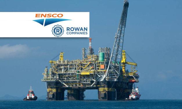 Finalizada la fusión de Ensco y Rowan