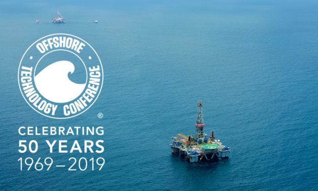 OTC 2019: 50 AÑOS Golden Anniversary