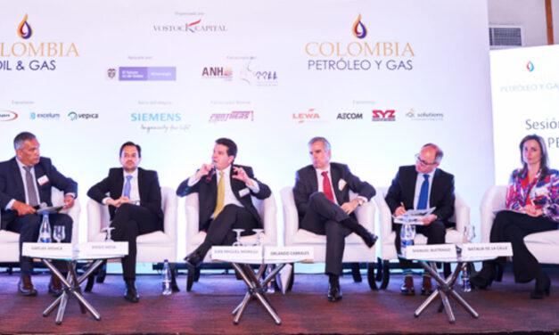 Colombia Petróleo y Gas: Congreso y Exposición Internacional