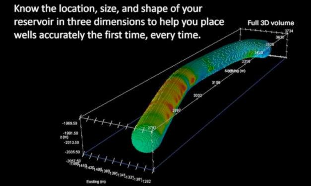 Halliburton lanza la primera tecnología de LWD 3D