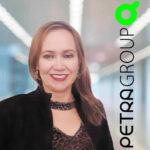 Fabiola Villamizar: Division Manager de Petra Group