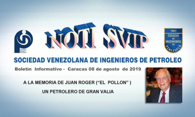 In Memoriam de Juan Roger