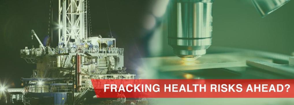 Nuevo informe muestra que no hay vínculo entre fracking y problemas de salud