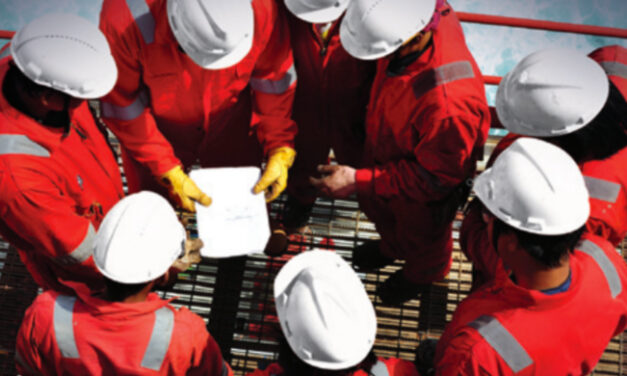 Los trabajadores de petróleo y gas quieren beneficios de salud
