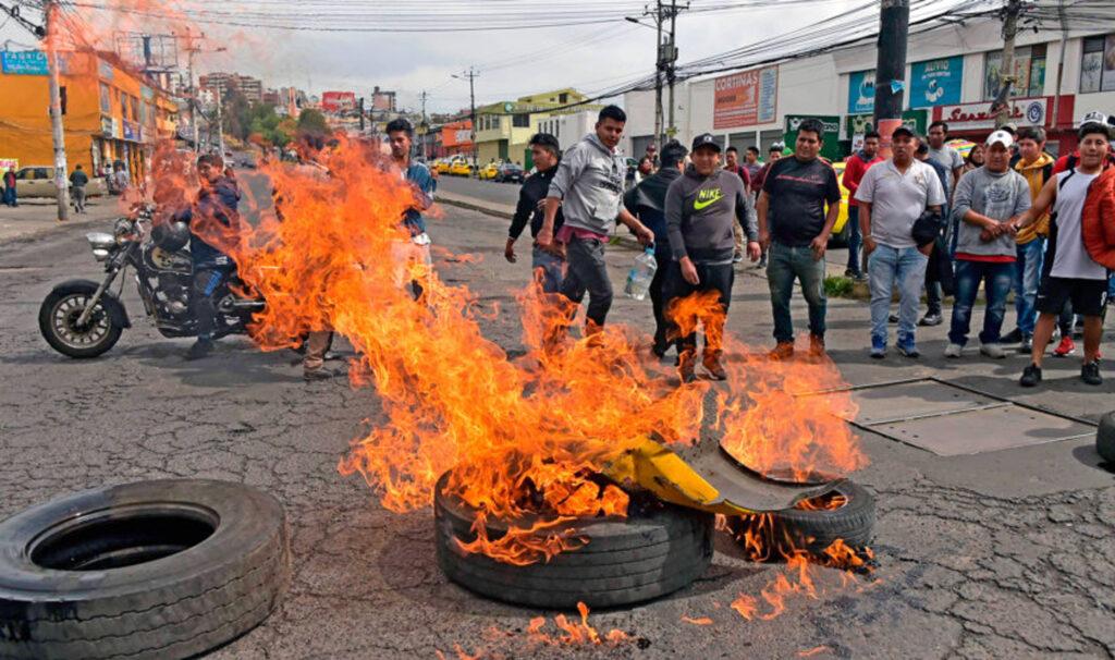 Ecuador está en emergencia