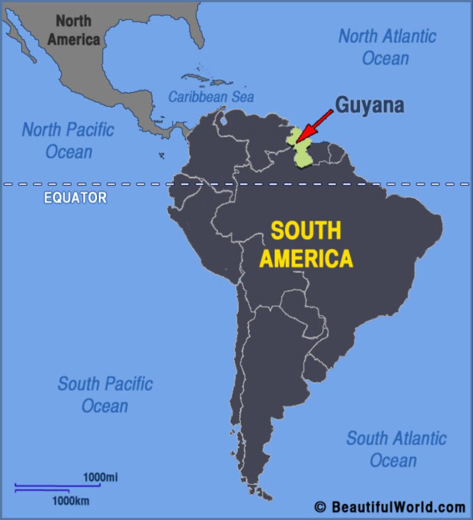 Guyana: Nueva potencia petrolera de América