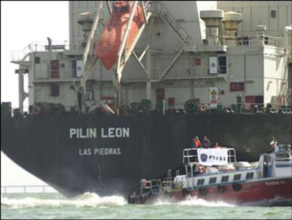 PDVSA envía petróleo a Cuba