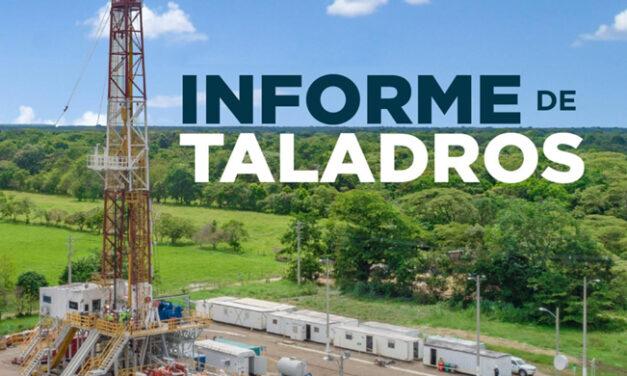 Informe de Taladros Campetrol | Diciembre 2019
