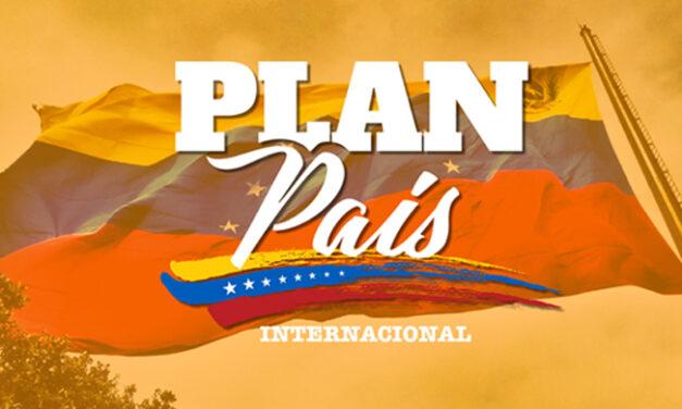 VENEZUELA: Plan País