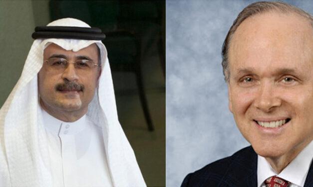 Amin H. Nasser habla con Daniel Yergin