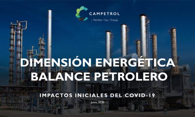 CAMPETROL: Balance Petrolero | Junio 17, 2020