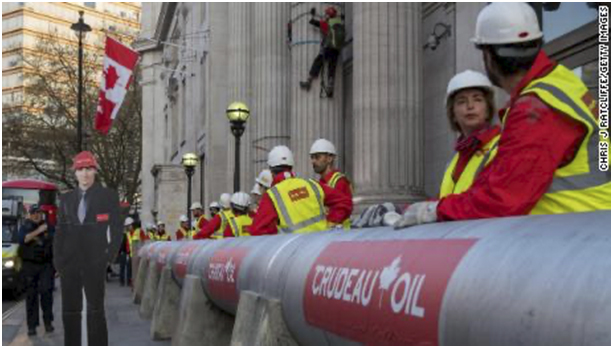 Canadá: La industria petrolera recorta 14.000 empleos
