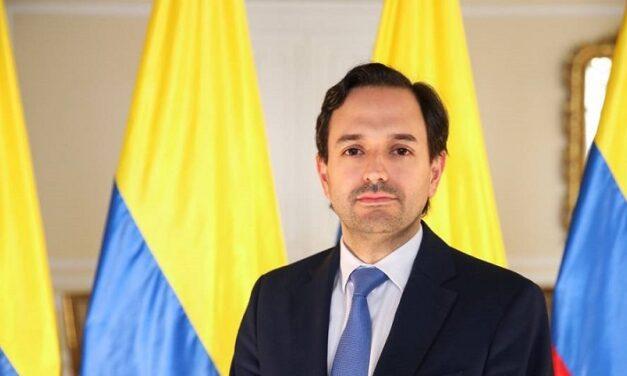 Diego Mesa nuevo Ministro de Minas y Energía de Colombia