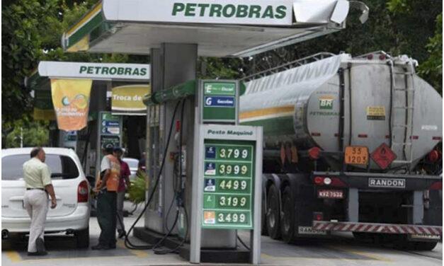 Petrobras producirá nueva gasolina en sus refinerías