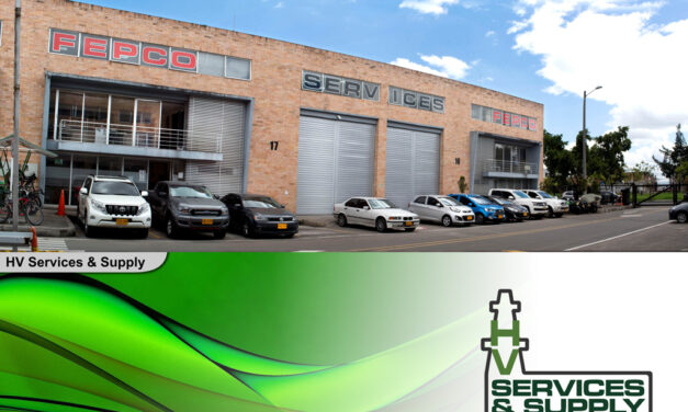 HV Services & Supply renueva sus instalaciones en Bogotá