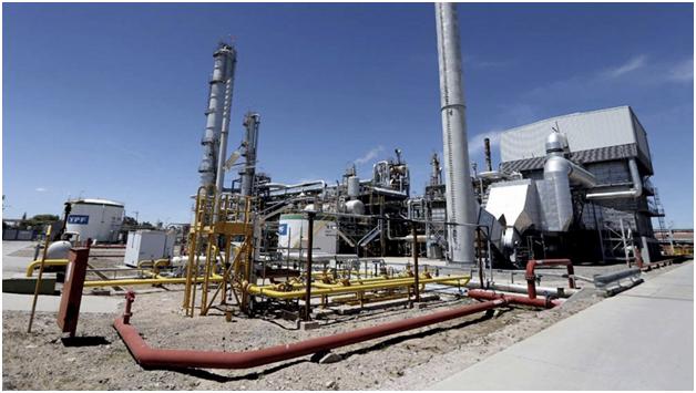 Robo de petróleo en la Argentina