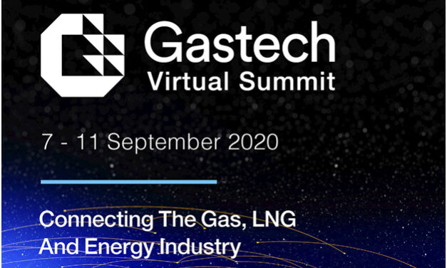 Hoy Sep 07, 2020 | Gastech Virtual Summit 2020