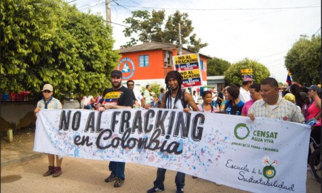"""Colombia podrá hacer pilotos de """"fracking"""""""